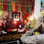 Tết Hàn thực vào ngày mùng 3 tháng 3 âm lịch hàng năm là ngày lễ mọi người thường cúng bánh trôi, bánh chay dâng lên tổ tiên.